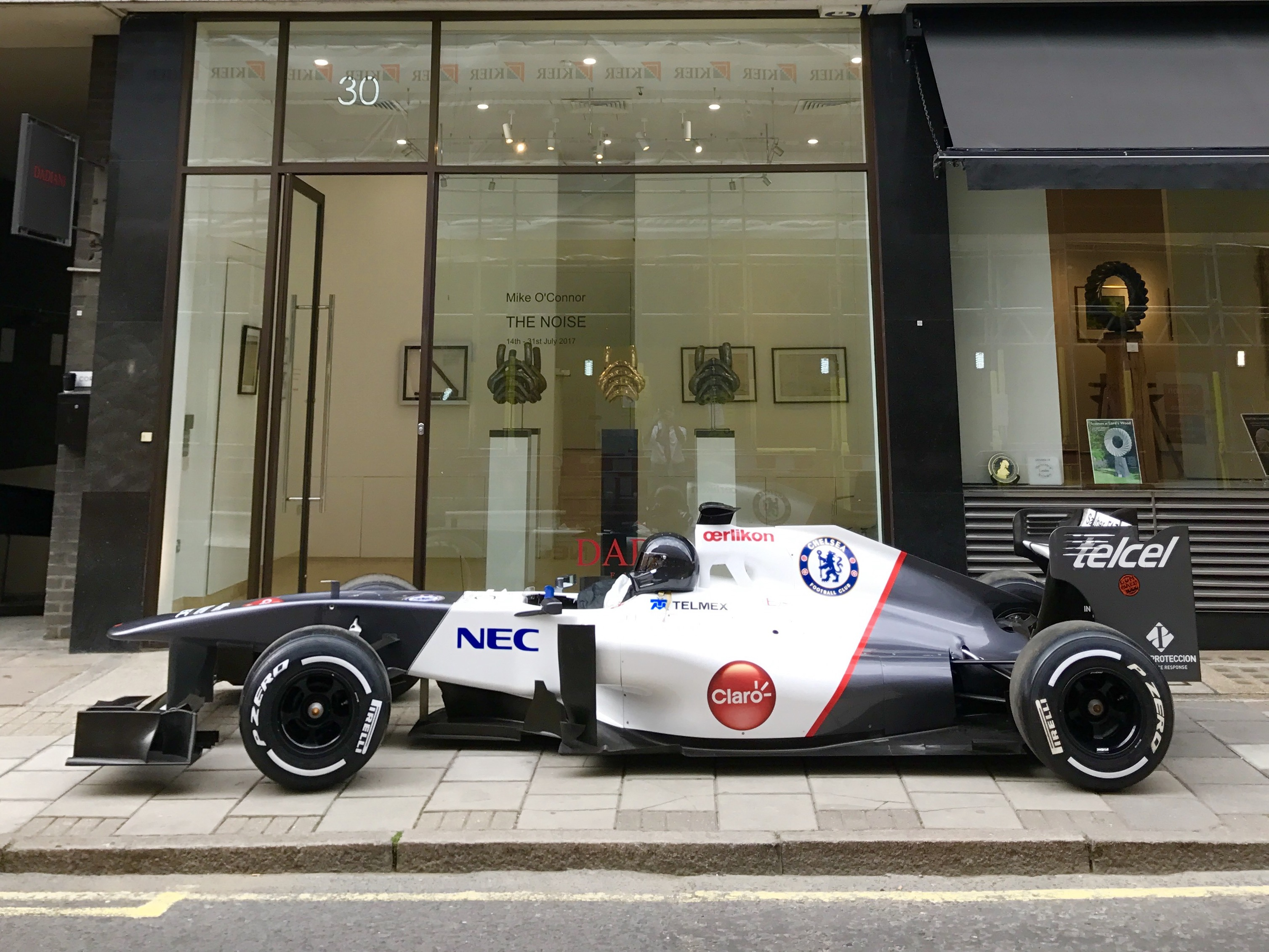 4m F1 car fleet to be sold in cryptocurrency   ACQ5